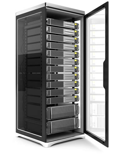 data center rack is a type of physical steel and electronic framework that is designed to house servers, networking devices, cables