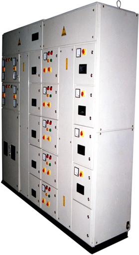 big electric panel use for electric wiring work